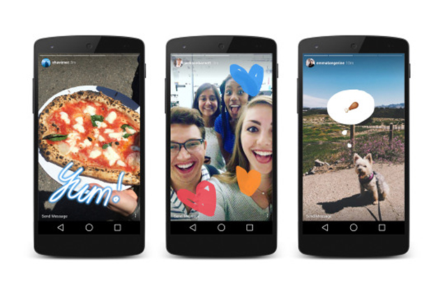 Instagram introduce le Stories come in Snapchat