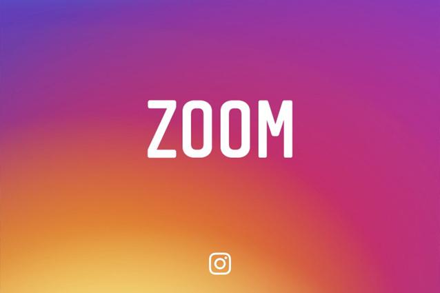 Cos'è e come funziona — Zoom su Instagram