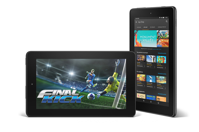 Amazon, il Fire HD 8 è una realtà