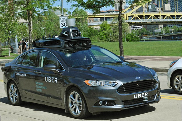 Uber vs Google Car, si rinnova la sfida
