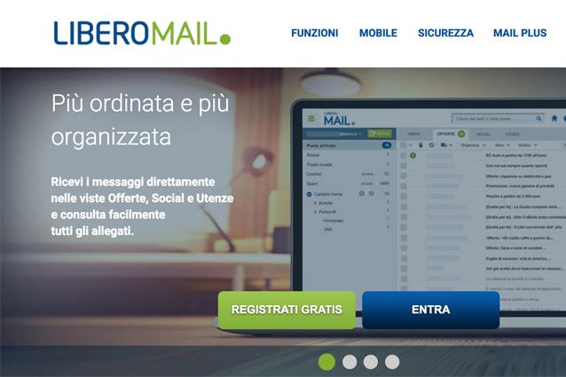 Hackerato il servizio di Libero Mail: rubate le password