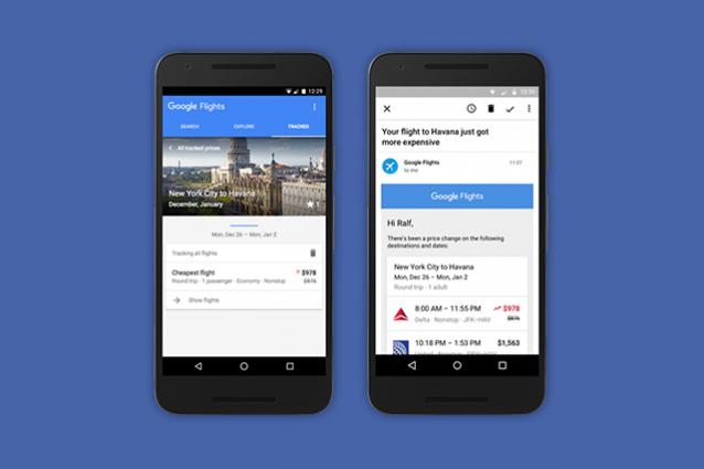 Google Flights aiutaerà a risparmiare sui voli aerei