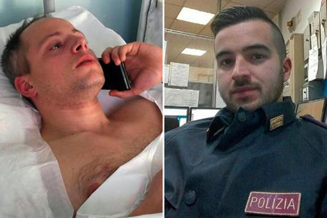 Luca Scatà e Christian Movio, oscurati i profili Facebook dei poliziotti per tutelarli