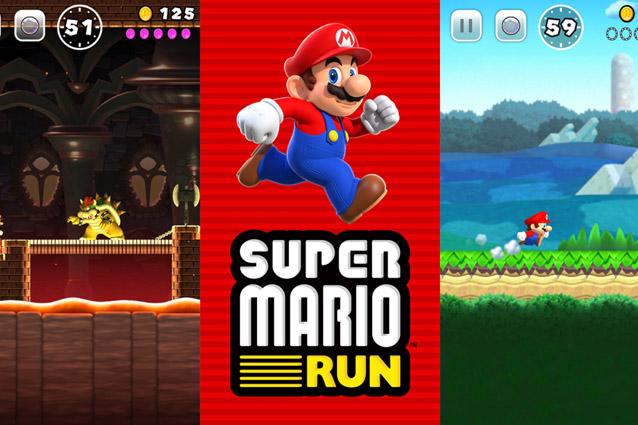 Super Mario Run, solo 3% utenti ha pagato gioco