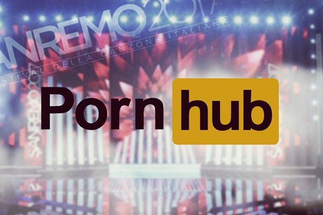 Sanremo batte anche Pornhub: Tiziano Ferro ha rubato la scena al porno