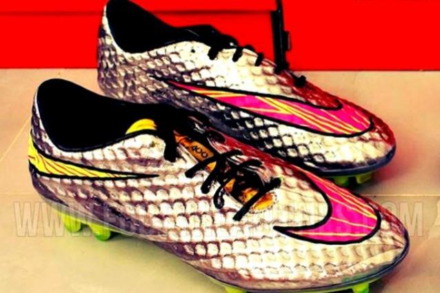 Nike Hypervenom Argento