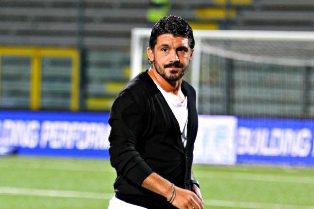 Il 'ringhio&#039 di Gattuso contro il Pisa