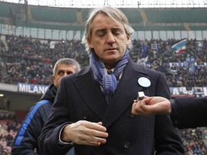 """Mancini: """"Berardi da espellere, meritavamo la vittoria"""""""