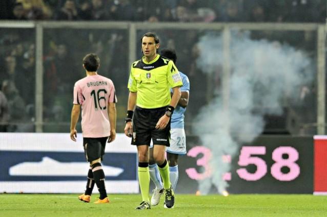 Palermo-Atalanta a porte chiuse Alcuni tifosi avevano già i biglietti