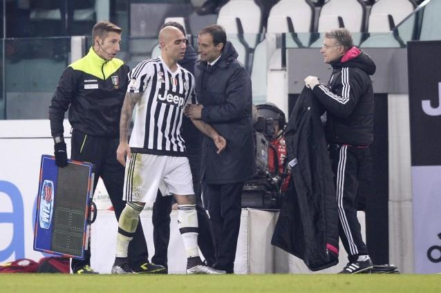 Juventus: scintille fra Allegri e Zaza