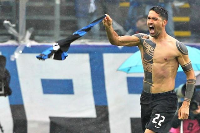 Marco Borriello è il nuovo attaccante del Cagliari