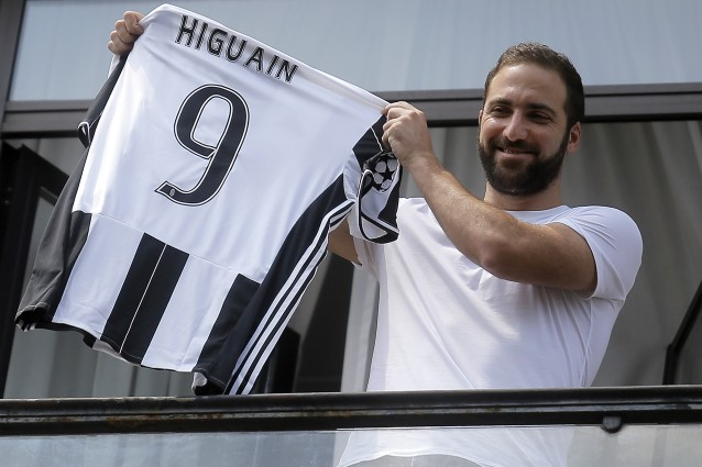 Allegri, grande mercato della Juventus