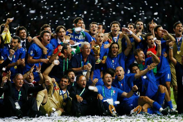 2006-2016: dieci anni da Campioni del Mondo