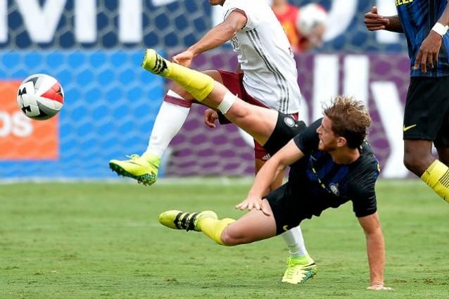 Inter, Cristian Ansaldi infortunato non diserta la conferenza stampa