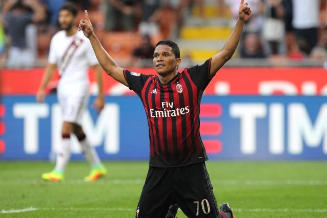 Calciomercato Milan: Bacca via per Arsenal o Atletico Madrid