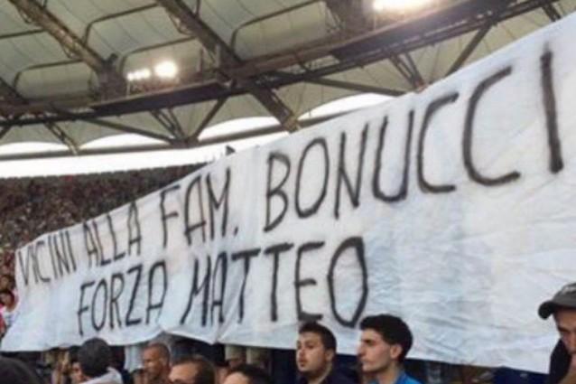 Il Mattino - Anche i tifosi del Napoli incoraggiano Bonucci