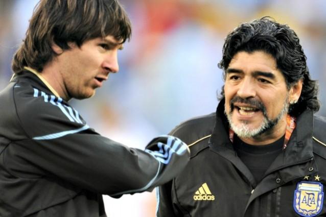 Maradona incontra il figlio: quelle#39;abbraccio atteso da 29 anni