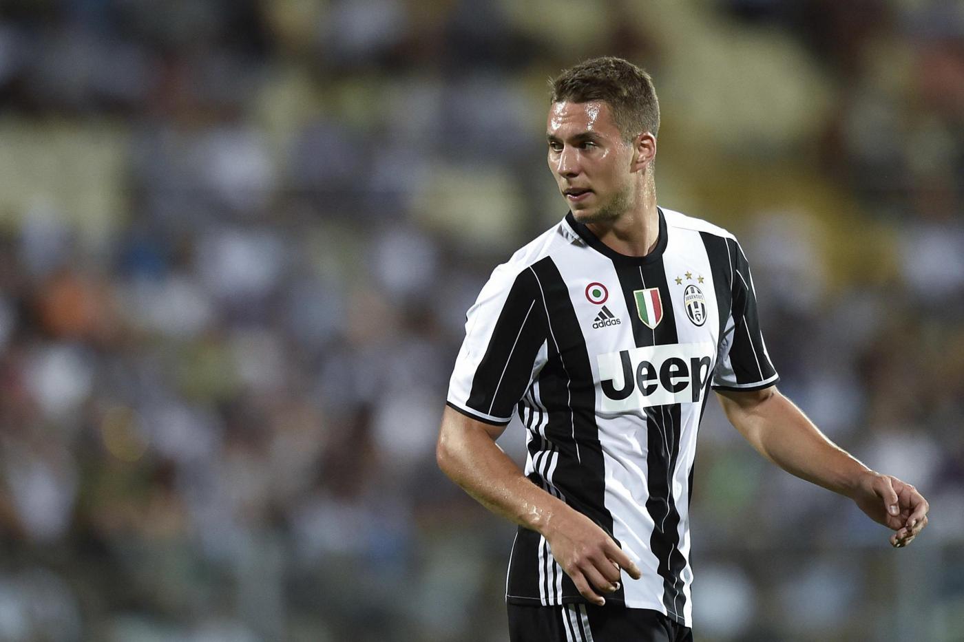 Marko Pjaca, Juventus