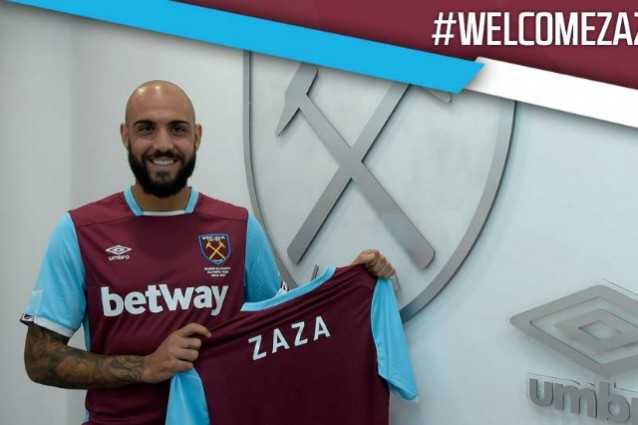 Juventus, Zaza va al West Ham