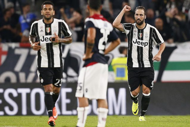 Juventus, che risposta! Icardi show, poker Roma: rallenta il Napoli