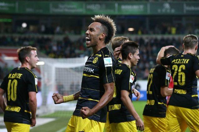 Borussia Dortmund-Friburgo 3-1: ancora in gol Aubameyang