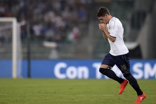 Italia, Andrea Belotti salta rifinitura e torna a Torino