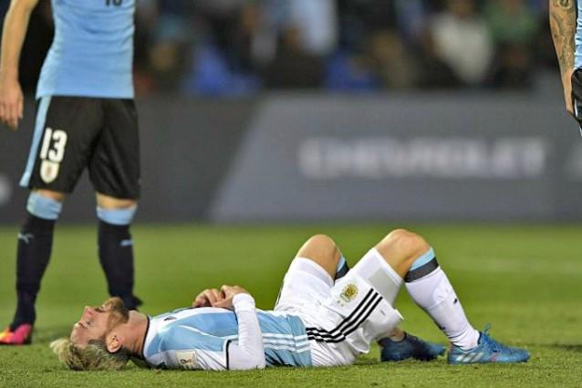 Calcio: domani risonanza per Messi