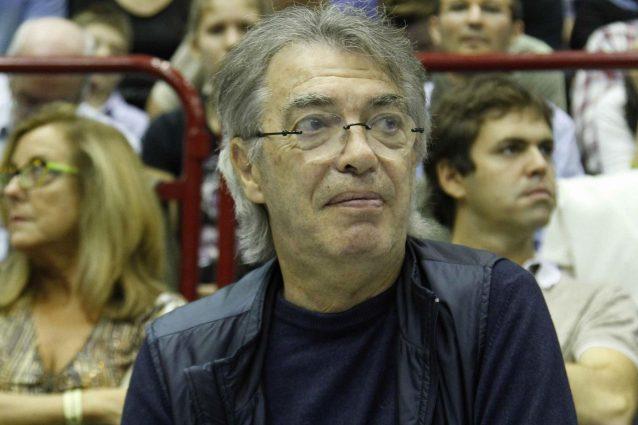 Inter, l'ex patron Moratti non esclude un ritorno in futuro