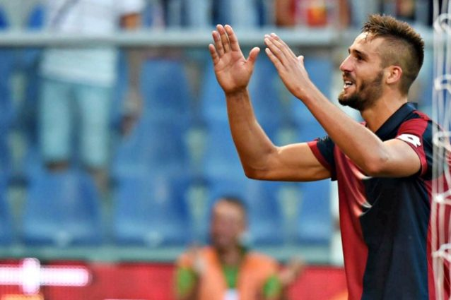 Crotone-Genoa 1-3: Gakpè e Pavoletti per la rimonta che vale la vetta