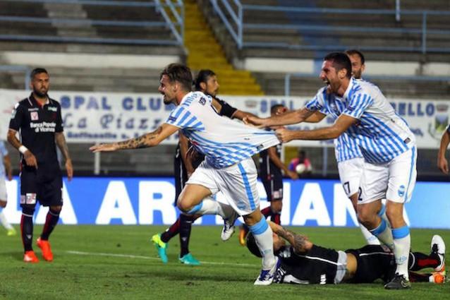 Serie B, volano Benevento e Cittadella Un Pisa commovente supera il Novara