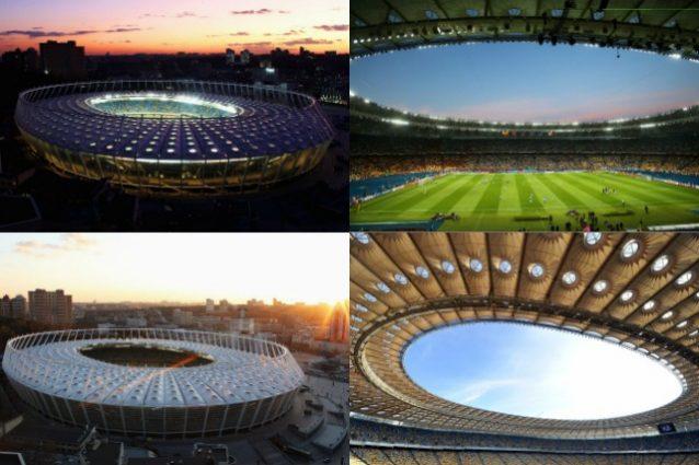 Champions League, Kiev ospiterà la finale del 2018
