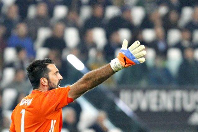 Juventus-Napoli 2-1, Buffon: