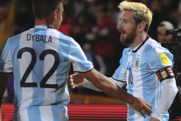 Argentina, Bauza:
