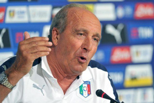 Nazionale Italiana, Ventura: