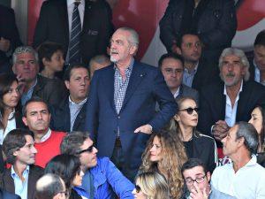"""Calciomercato Napoli, De Laurentiis: """"Bene Pavoletti, ora altri due-tre colpi"""""""