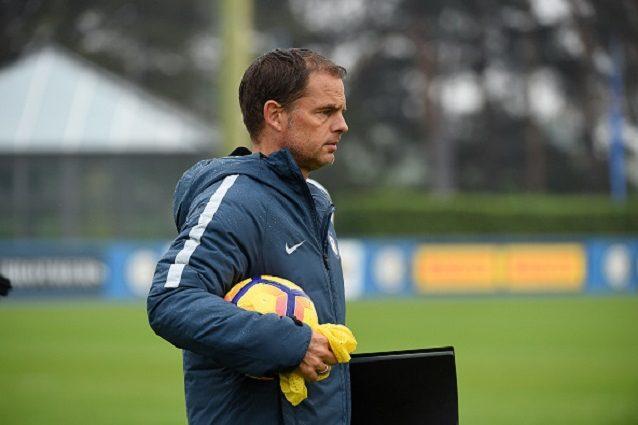 Inter ospite della Sampdoria, le formazioni e le scelte di De Boer