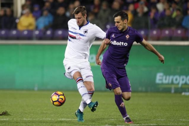 Fiorentina: infortunio per Kalinic