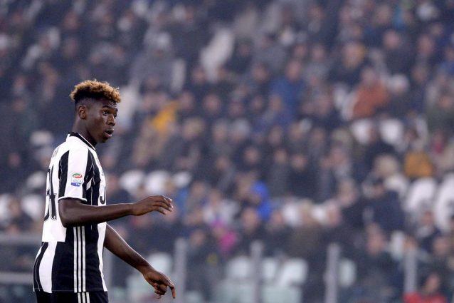 Juventus da record: Kean è il primo millenial in Champions League