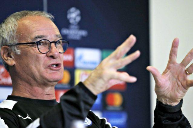 Ranieri unico italiano in corsa per il premio di miglior allenatore 2016