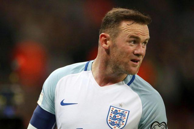 Rooney ubriaco: le fotografie sul