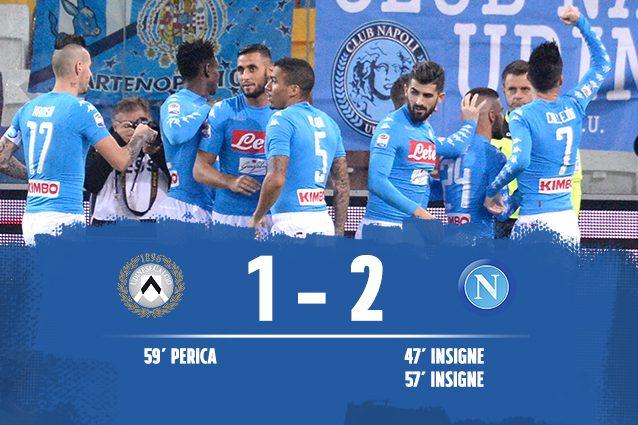 Udinese Napoli streaming. Come e dove vedere. Siti web, link