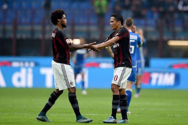 Arsenal su Bacca, 24 milioni per il colombiano del Milan