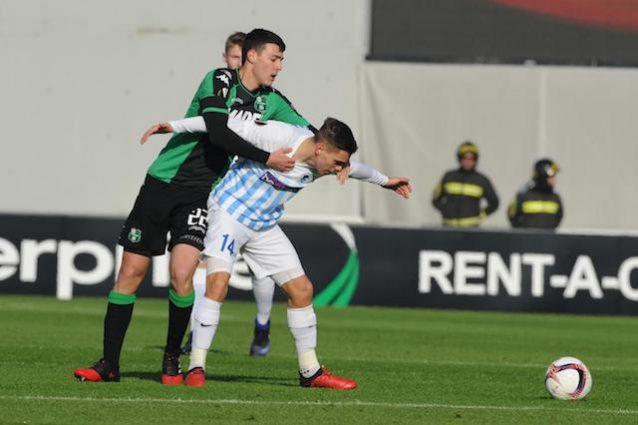 Sassuolo- Genk 0-2: i neroverdi salutano l'EL con una sconfitta