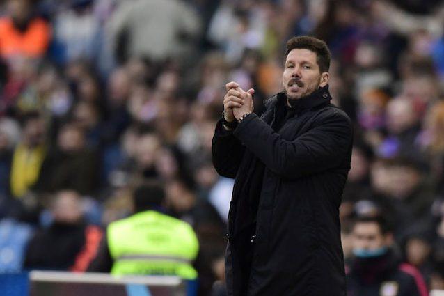 Inter: l'Atletico Madrid chiude le porte per Simeone: