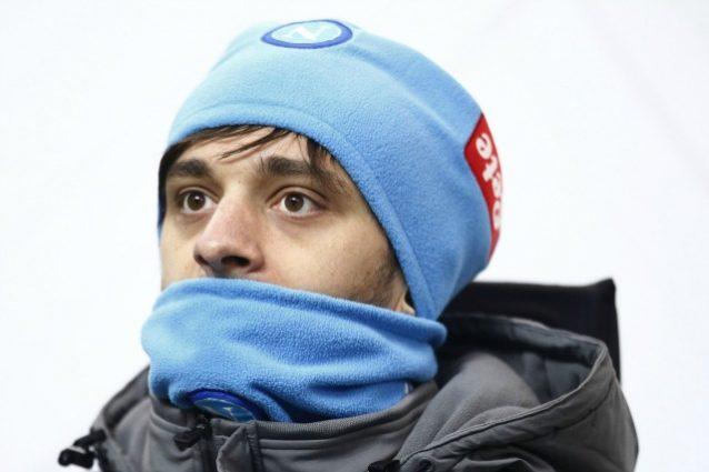 Napoli-Giaccherini: summit di calciomercato con l'agente