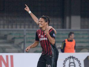 """Milan, parla l'agente di Bacca: """"Non c'è dubbio, Carlos resta in rossonero"""""""