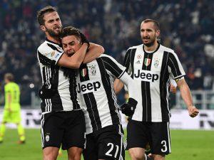 Juve da record: col Bologna arriva il 26° successo consecutivo allo JStadium