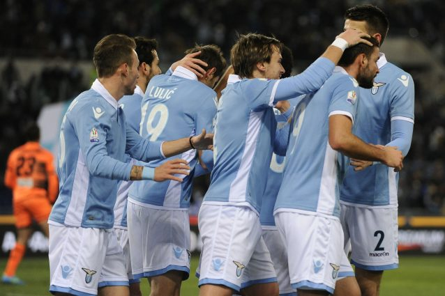 Highlights Lazio-Genoa 4-2: Video Gol e Sintesi (Coppa Italia 2016-17)