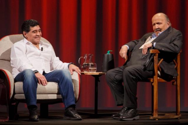 Maradona attacca ancora Icardi: