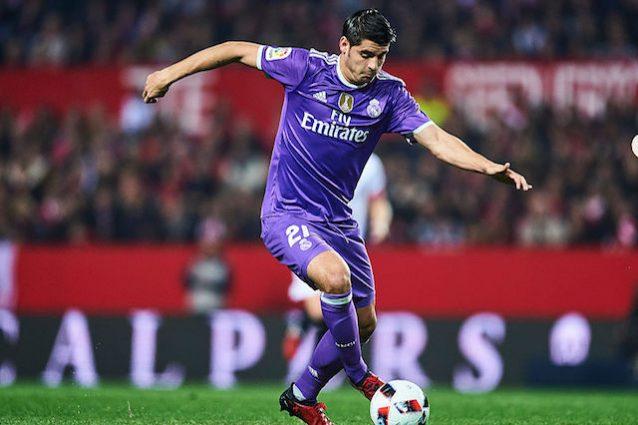 Alvaro Morata scaricato dal Real Madrid?